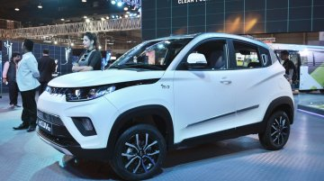 Mahindra e-KUV100 to be launched around the festive season - Report