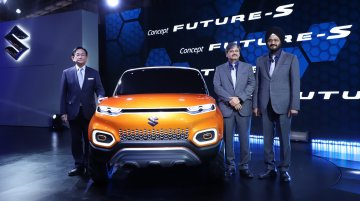 Maruti Future-S - Image Gallery