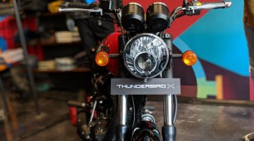 Mahindra Mojo UT300 vs Royal Enfield Thunderbird 350X - spec comparo