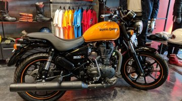 Royal Enfield Thunderbird 500X ABS launched in India [Video]