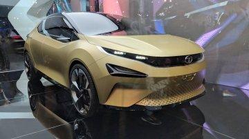 Tata 45X concept - Auto Expo 2018 Live