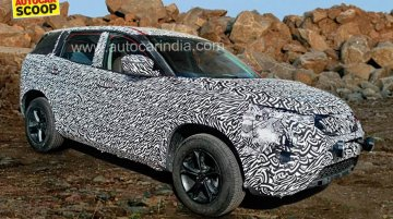 Tata H5 (Tata Q501) spied with production body