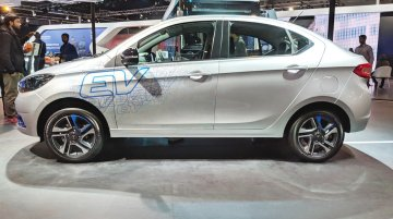 Tata Motors to launch a Tigor based variant by mid-November