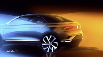 VW T-Roc Cabriolet officially confirmed as first Volkswagen SUV cabriolet