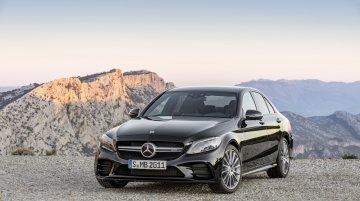 India-bound 2018 Mercedes-AMG C 43 4MATIC (facelift) revealed