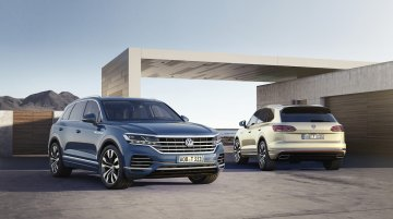 Third-gen VW Touareg under consideration for India - Report