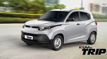 Mahindra KUV100 Trip launched; Prices start from INR 5.16 lakhs