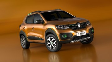 Production Renault Kwid Outsider to be introduced in January 2019 - Report