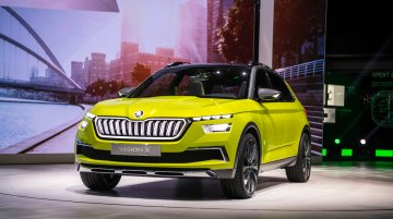 Skoda Vision X concept - In 13 Live Images