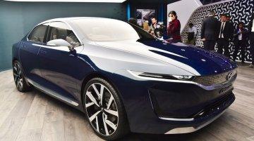 Tata EVision concept unveiled in Geneva [Update]