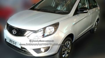 Tata Zest Premio - In Images