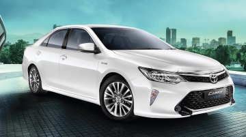 Toyota Camry Hybrid assembly resumes in India - Report