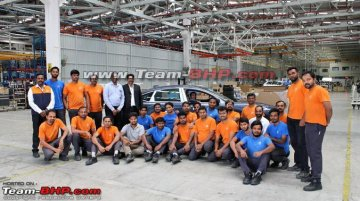 Volvo S90 local assembly in India underway
