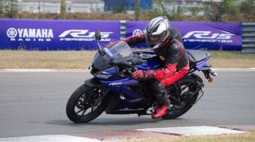 Yamaha YZF-R15 v3.0 - First ride review