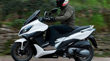 Two-wheeler brand KYMCO to enter India by 2021 - Report