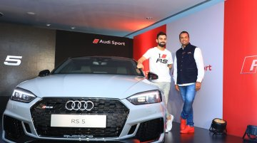 2018 Audi RS 5 Coupe launched in India, priced at INR 1.11 crore