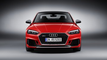 2018 Audi RS 5 Coupe to be launched in India on 11 April