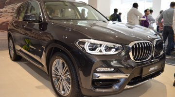 2018 BMW X3 petrol variant launched at INR 56,90,000