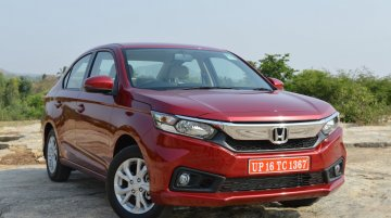 2018 Honda Amaze creates another monthly sales record at HCIL