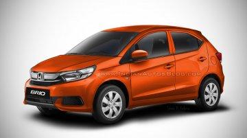 Next gen Honda Brio - IAB Rendering [Colours updated]