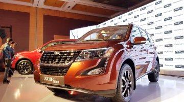 2018 Mahindra XUV500 (facelift) W11 (O) in high demand - Report