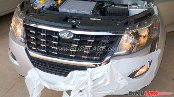 2018 Mahindra XUV500 (facelift) starts reaching dealerships