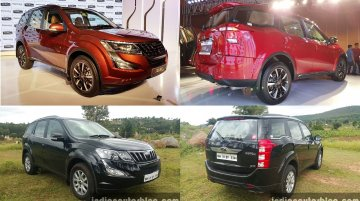 2018 Mahindra XUV500 vs 2015 Mahindra XUV500 - Old vs New