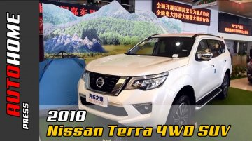 Nissan Terra exterior & interior walkaround [Video]
