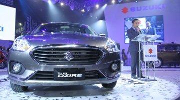 India-made third-gen Suzuki Dzire (Maruti Dzire) debuts in the Philippines