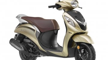 2018 Yamaha Fascino launched at INR 54,593