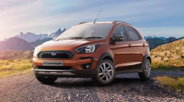 Ford Freestyle variant-wise features & specifications revealed