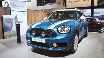 Second generation MINI Countryman to be launched in May 3 in India