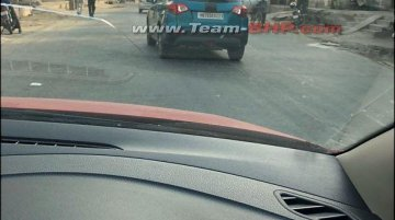 Suzuki Vitara spotted in India yet again