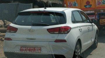 New spy shots emerge as Hyundai i30 continues testing in India [Update]