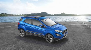 2018 Ford EcoSport Signature Edition launched, priced from INR 10.40 lakh