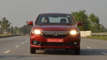 Top-spec Honda Amaze diesel VX CVT to launch soon - Report