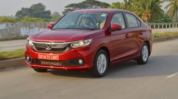 2018 Honda Amaze - First Drive Review