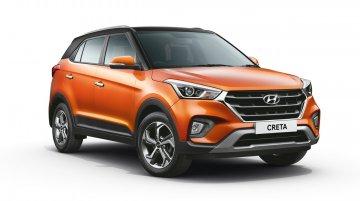Hyundai Creta - Image Gallery