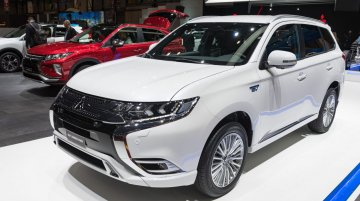 "Trevor Mann: 2021 Mitsubishi Outlander ""to share many things with Renault-Nissan"""