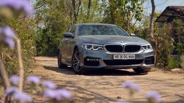 BMW 5-Series (530d M Sport) review