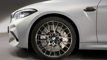 BMW M2 Competition appears on BMW India site with 7-DCT