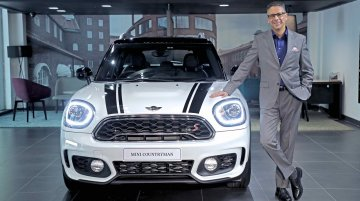MINI Countryman launched in India at INR 34.90 lakhs