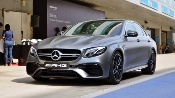 Mercedes-AMG E 63 S 4MATIC+ launched in India at INR 1.5 Crore