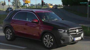 Next-gen Mercedes GLE (Mercedes W167) spied testing [Video]