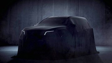 Nissan Terra (Toyota Fortuner rival) teased in the Philippines