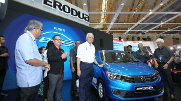 Perodua Bezza GXtra launched in Mayalsia, priced from RM 35.5k