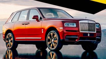 Rolls-Royce Cullinan leaked ahead of public unveiling tomorrow [Update]