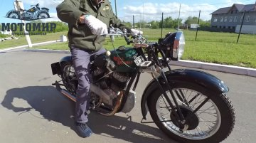 1140 cc Royal Enfield bike from 1938 had the company's BIGGEST engine ever!