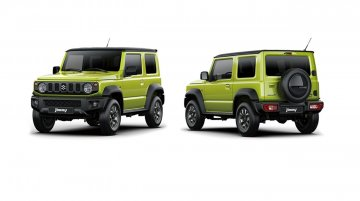 Local media upbeat on the launch of Suzuki Jimny in Philippines & Thailand - Report