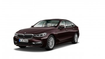 BMW 6 Series GT petrol Luxury Line launched in India at INR 61.80 lakh